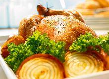 Kurczak faszerowany - ugotuj