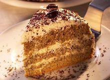 Tort orzechowo-kawowy - ugotuj
