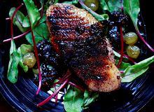 Kaczka w sosie agrestowo-rabarbarowym - ugotuj