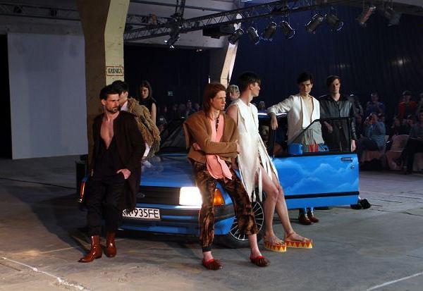 Pokaz kolekcji Alexis&Pony. FashionPhilosophy Fashion Week Poland 18-22.04.2012 Łódź