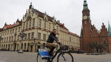 Miejski Rower we Wrocławiu