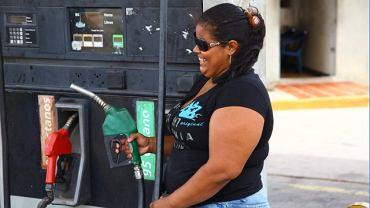 Stacja benzynowa Wenezuela