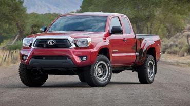 Toyota Tacoma TRD T|X Baja
