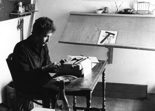 Bob Dylan, fot. materiały prasowe