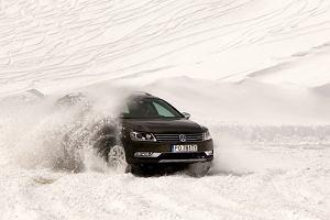 Volkswagen Passat Alltrack - test | Pierwsza jazda