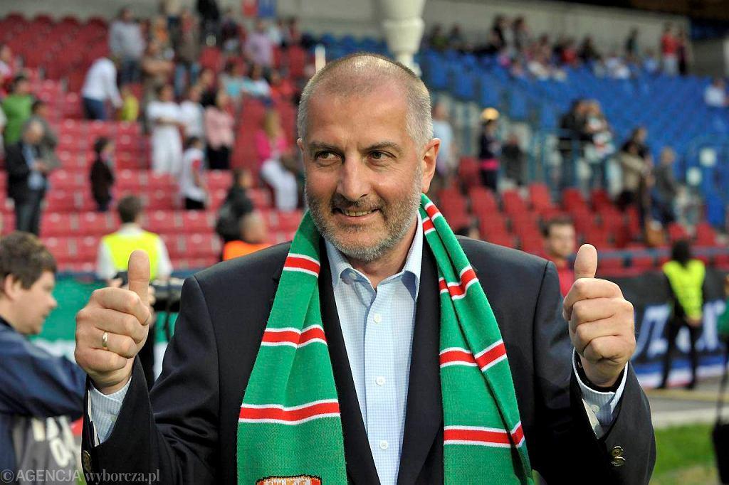 Prezydent Rafał Dutkiewicz chce sprzedać Śląsk