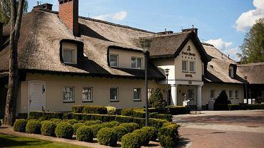 Hotel Dwór Oliwski w Gdańsku, w którym lubi mieszkać piłkarska reprezentacja Polski