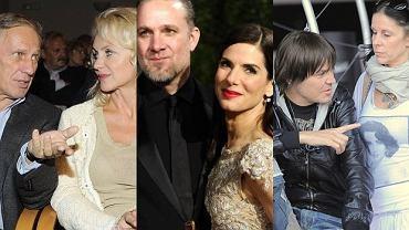 Sandra Bullock, Jesse James, Beata Ścibakówna, Jan Englert, Robert Gawliński, Monika Gawlińska.