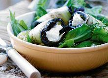 Ruloniki z grillowanych warzyw - ugotuj