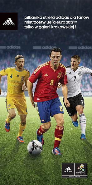 Mistrzowka strefa Adidas