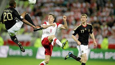Polska - Niemcy w Gdańsku w 2011 r.