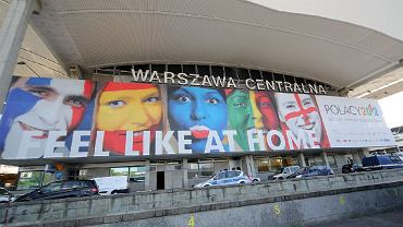"Kampania rządowa ""Feel like at home"" na Centralnym"