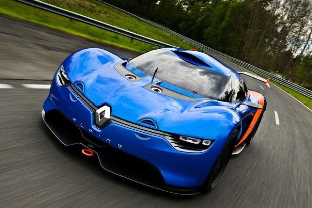 2012 Alpine Renault A110-50