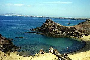 Lanzarote: 330 dni słońca na wyspie