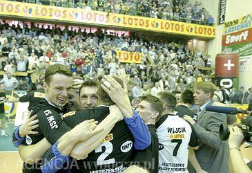W 2004 roku zespół z Jastrzębia sięgnął po mistrzostwo Polski
