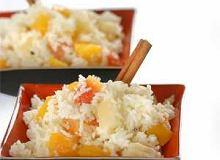 Ryż z owocami z Kaszmiru - ugotuj