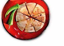 Quesadillas (placki z serem) - ugotuj