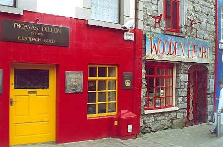 Uliczka w Galway