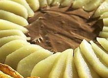 Tarta z gruszkami - ugotuj