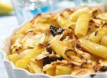 Zapiekanka z makaronu i jabłek - ugotuj