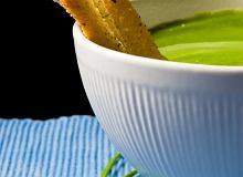 Zupa-krem z brokułów - ugotuj