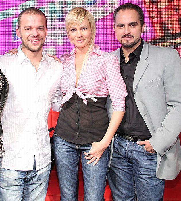 Michał Piróg, Augustin Egurrola i Weronika Marczuk-Pazura