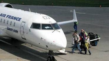 Samolot linii Air France (fot. AG)