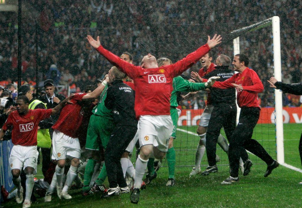 Rooney zwycięzca - ten gest mówi wszystko