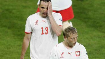 Marcin Wasilewski i Rafał Murawski