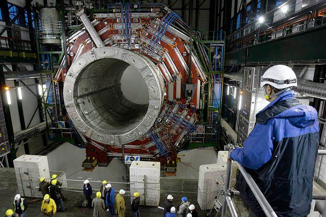 CERN pod Genewą. To tu powstał projekt internetu