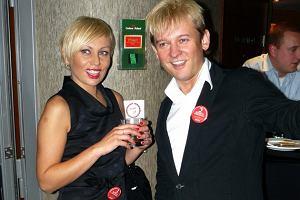 Monika Jarosińska i Paweł Stasiak/Adrian Nychnerewicz