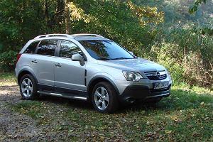 Opel Antara 2.0 CDTi - test | Za kierownicą