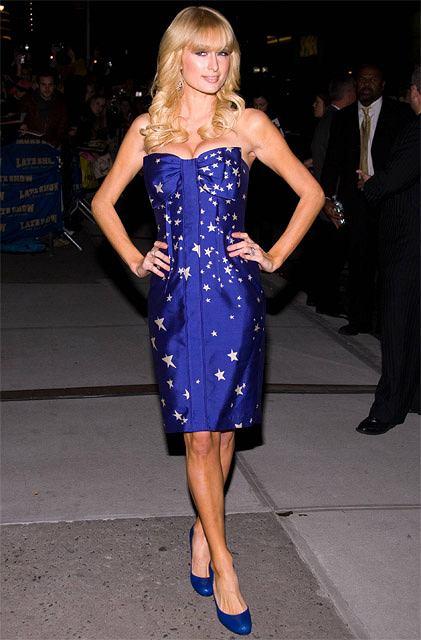 Paris Hilton fot. AP Photo/AG