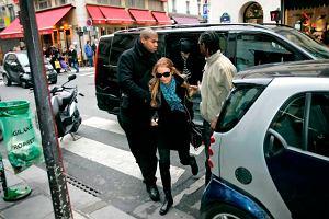 Lindsay Lohan, Samantha Ronson na zakupach w Paryżu