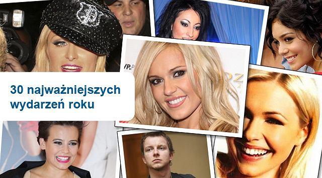 30 najważniejszych wydarzeń 2008 roku/Plotek.pl
