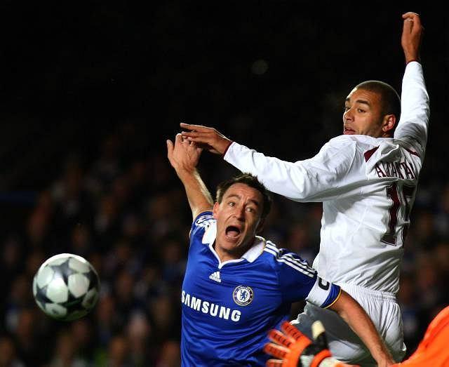 John Terry skakał niżej, ale to Chelsea specjalnie nie zaszkodziło