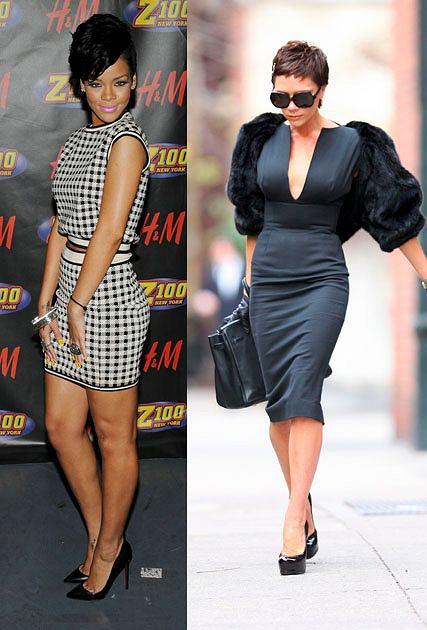 Rihanna/East News/Victoria Beckham/East News