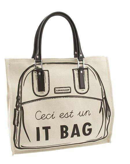 Torebka Longchamp It Bag