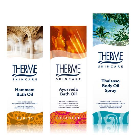 kosmetyki z serii Therme Skincare