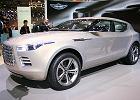 Aston Martin Lagonda Concept - najszybszy hipopotam świata?