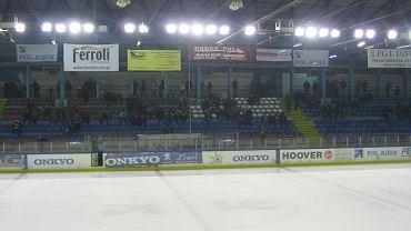 Stadion Zimowy w Sosnowcu - baza hokejowej Szkoły Mistrzostwa Sportowego