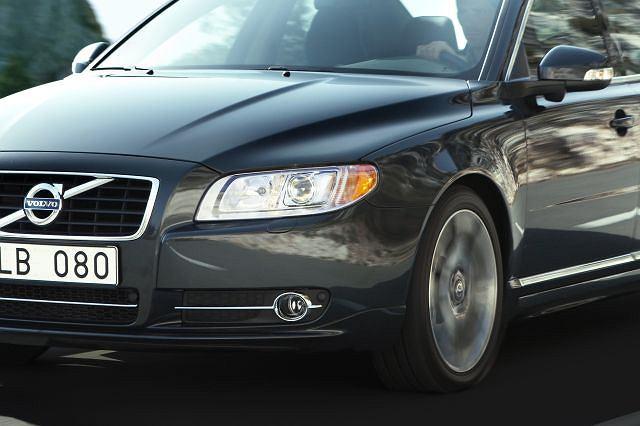 Volvo S80 ma teraz niższe spalanie i lepsze osiągi