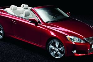 Lexus IS Cabrio od 230 000 zł