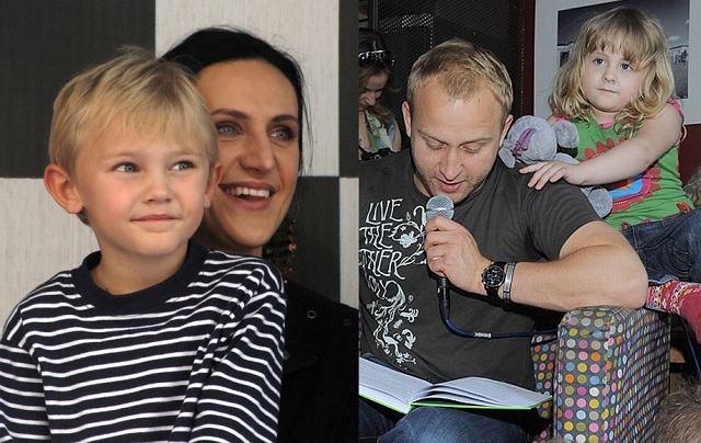 Na sam koniec Dnia Dziecka prezentujemy wam galerię polskich gwiazd i ich dzieci. Czy są podobne do swoich sławnych rodziców?