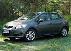 Toyota Auris 1.6 Valvematic - test | Za kierownicą