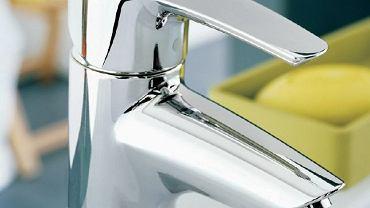 Dzięki bateriom jednouchwytowym zużycie wody spada o ok. 30% w porównaniu z dwuuchwytowymi