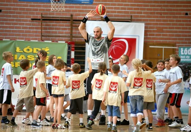 Marcin Gortat Camp