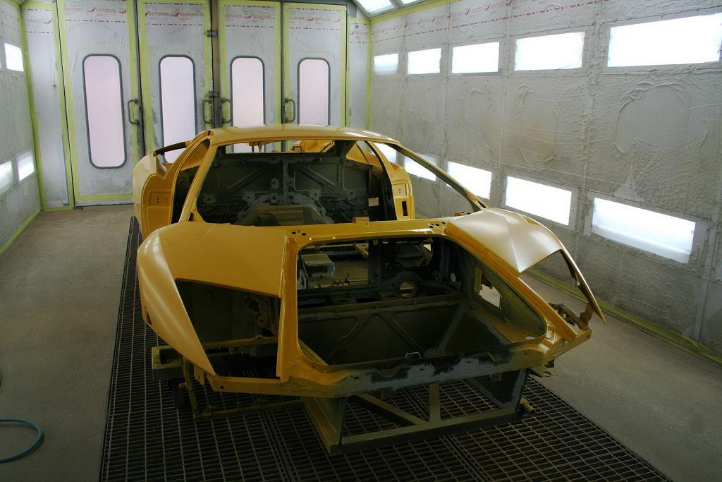 Lamborghini Murcielago LP-670 SV