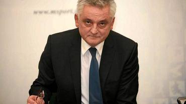 Dziś minister Drzewiecki podał się do dymisji