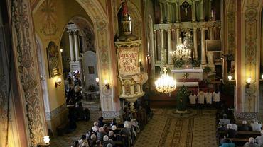 Kościół, gdzie zdarzył się rzekomy cud.Fot. Agnieszka Sadowska / AG